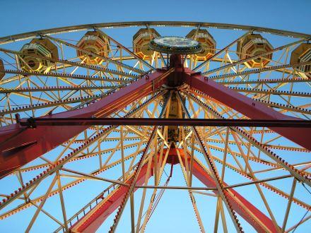 Ferris Wheel at the NC State Fair