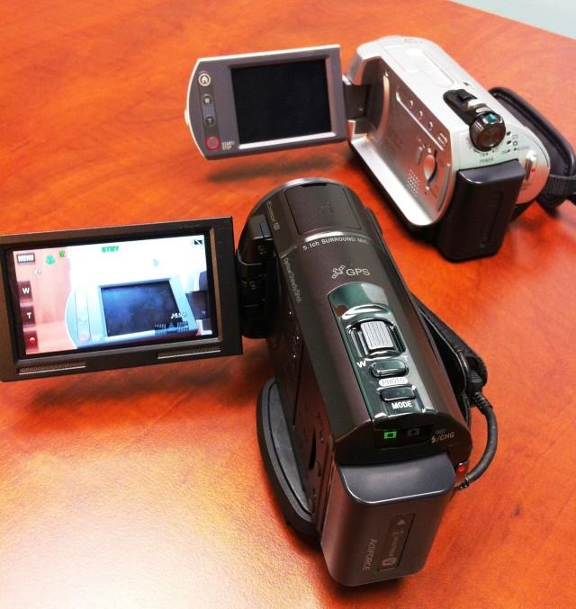 Video Cameras Lisa Sullivan